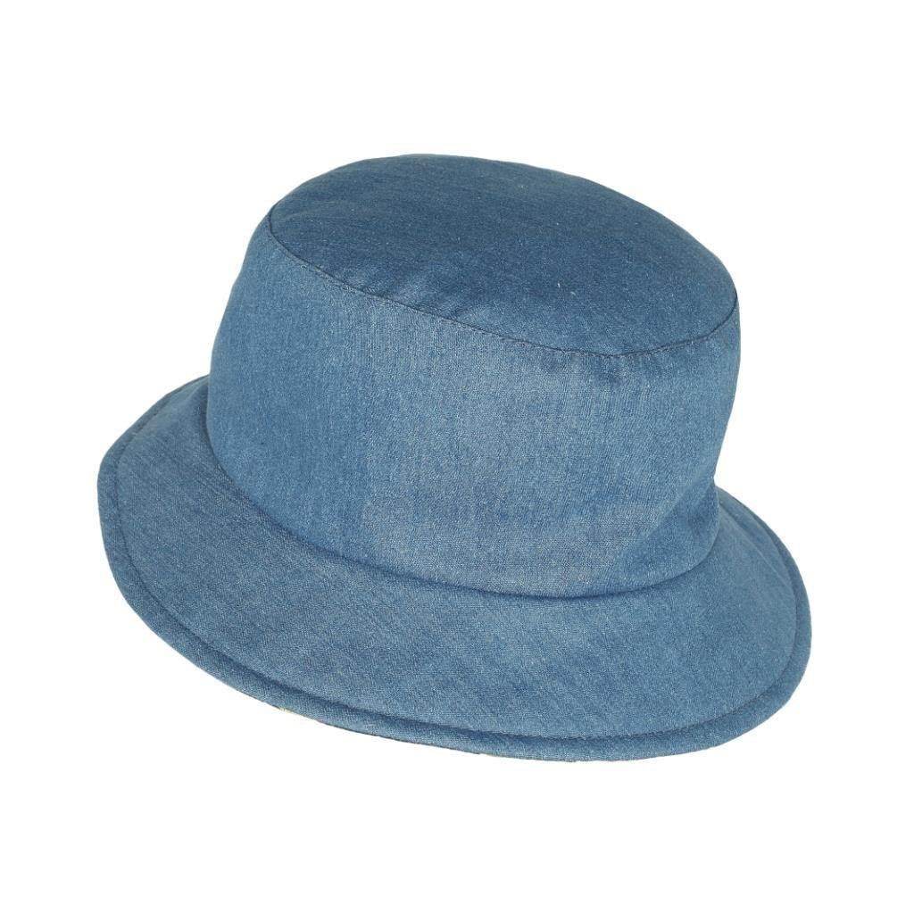 Dámský oboustranný klobouk