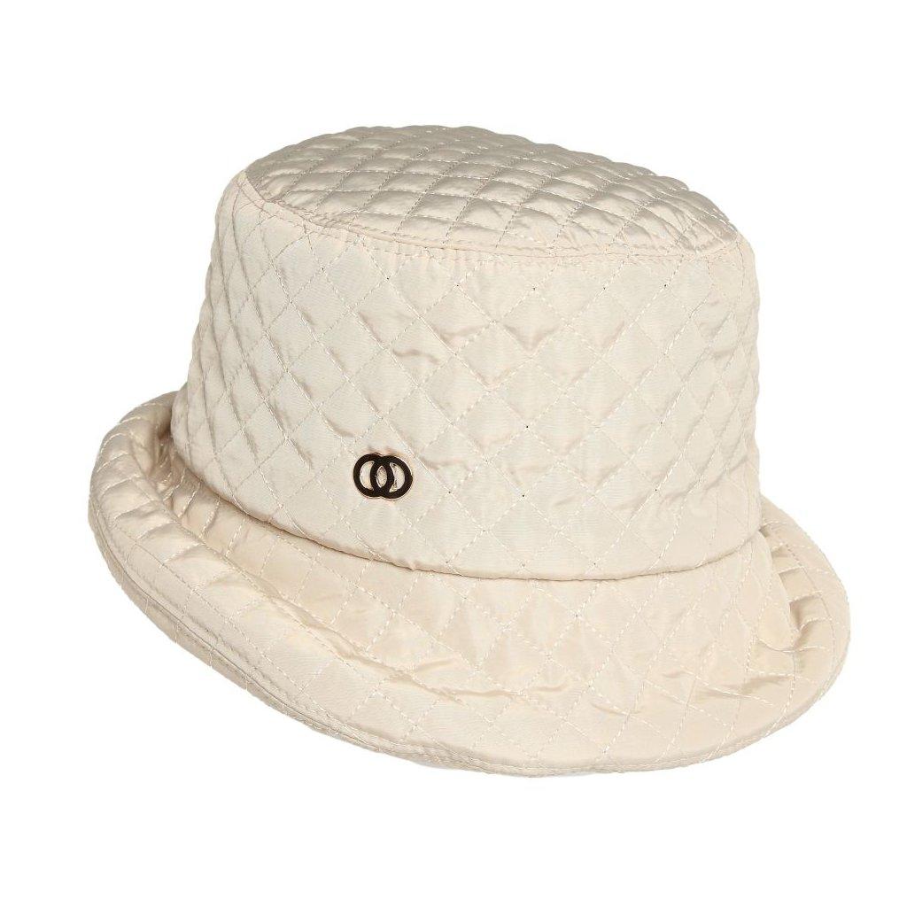 Dámský klobouk-nepromokavý