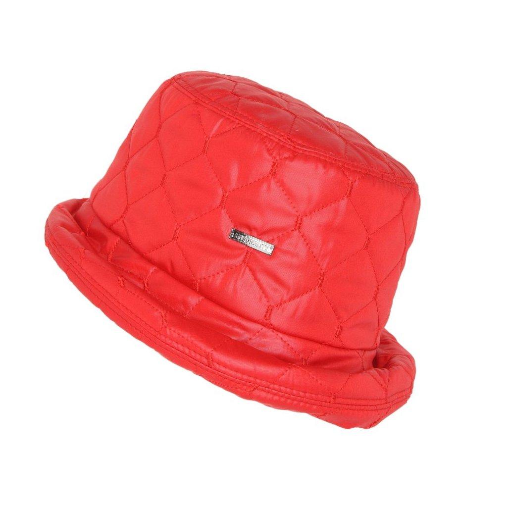 Dámský nepromokavý klobouk