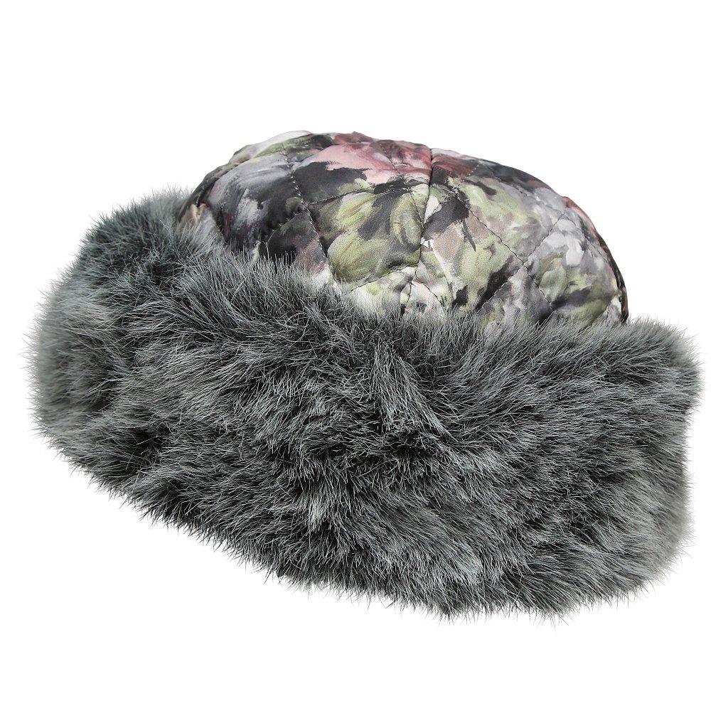 Dámská čepice s kožešinou