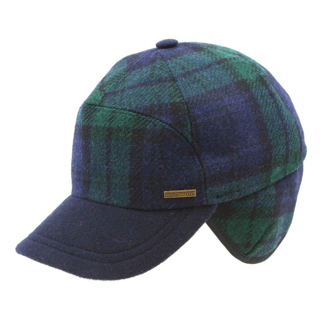 Pánská kšiltovka zeleno/modrá