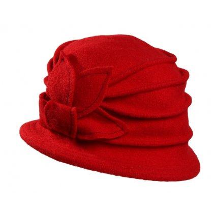 Dámský klobouk vlna